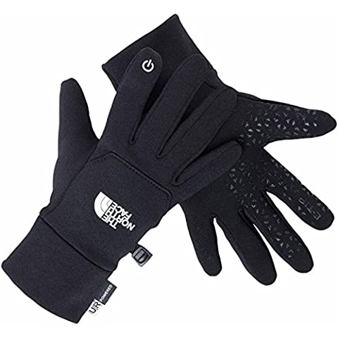 The North Face Etip Men's Outdoor Gloves available in TNF Black Size Medium