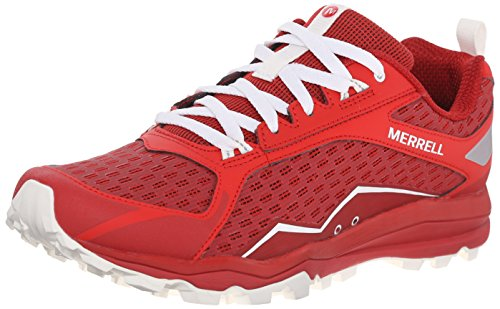 Merrell All Out Crush Trail Running-Schuh Red aexSL1