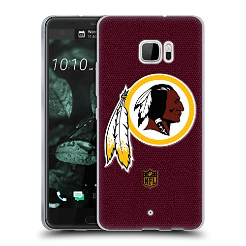 all Washington Redskins Logo Soft Gel Hülle für HTC U Ultra / Ocean Note (U Von Washington Fußball)