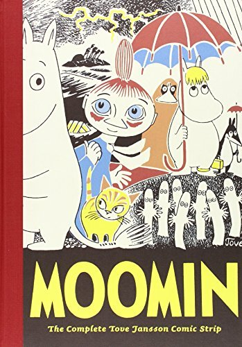 Moomin: The Complete Tove Jansson Comic Strip - Book One by Tove Jansson (2006-11-14)
