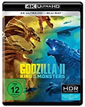 Godzilla II - King of the Monsters (4K Ultra HD) (+ Blu-ray 2D)