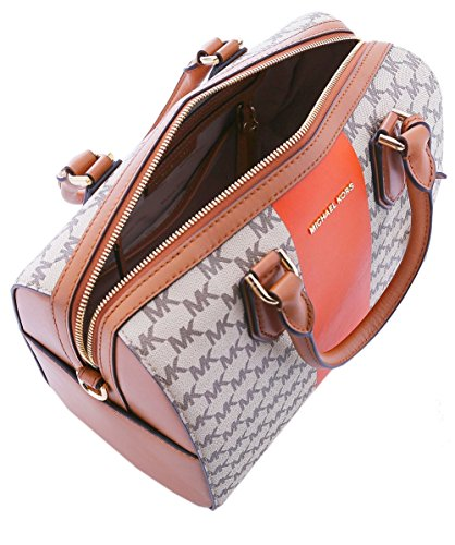 MICHAEL Michael Kors Femmes sac de bande centrale de Mercer Orange Orange