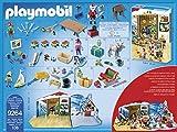 Playmobil 9264 Advent Calendar 'Santa's Workshop' with Electronic Lantern