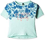 #7: United Colors of Benetton Baby Girls' T-Shirt (16P3Z01C12O4G1AL_Blue_1Y)