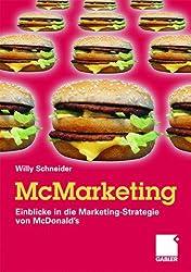 McMarketing: Einblicke in die Marketing-Strategie von McDonald's
