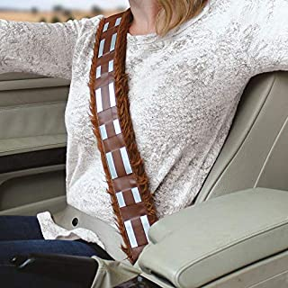 Lazerbuilt CARSW-BELT-CHEW Star Wars-Chewbacca Seat Belt Cover (B071CLFH4V) | Amazon price tracker / tracking, Amazon price history charts, Amazon price watches, Amazon price drop alerts