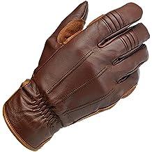 Biltwell Work Gloves (Chocolate, XX-Large)