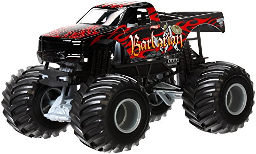 ff-Road Monster Jam CCB03-0718 Barbarian 1:24 ()