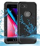 Dailylux Étui étanche pour iPhone 7,Étui étanche pour iPhone 8,PC+TPU Housse de...