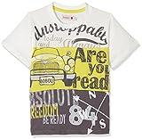 boboli 345079 Camiseta, Bebé-Niños, Blanco (Blanco Quimico), 104 (Tamaño del Fabricante:4)