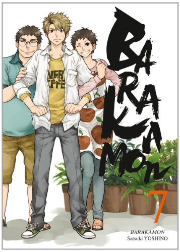 Barakamon Edition simple Tome 7