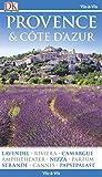 Vis-à-Vis Reiseführer Provence & Côte d'Azur: mit Mini-Kochbuch zum Herausnehmen -