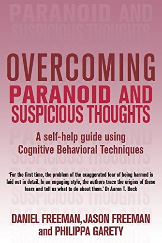 Overcoming Paranoid & Suspicious Thoughts Cover Image