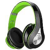 Mpow Bluetooth Headphones, Extra Bass On-Ear Foldable Wireless Headsets