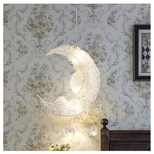 zimmer Beleuchtung Kreative Persönlichkeit Kronleuchter Restaurant Schlafzimmer Warme Beleuchtung Mit Farbenkasten ()