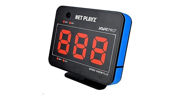 Net Playz Smart PRO Speed Vision Plus Sports Speed Radar e Motion Camera Strumento di Allenamento di precisione