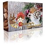 C&T Trinkschokolade Adventskalender 'Märchenhafte Trinkschokolade' 2017 (No2) Kakao