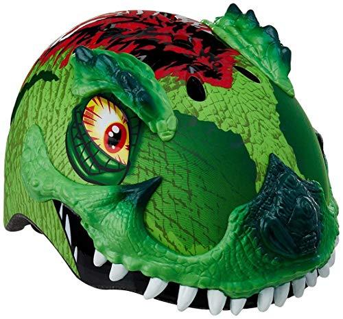 AMYZS-TK Dinosaurier-Drachen-Kinderfahrradhelme (M)