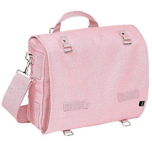 Brandit Pack borsa sacchetto per il pane, Rosa - Groß (rosa) - 8002-34