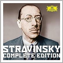 Igor Stravinsky Complete Édition