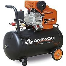 Daewoo DAC50D - Compresor Eléctrico 1.5 HP, 240 V, ...