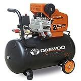 Daewoo DAC50D–Compressore elettrico 1,5hp, 240V, 50l