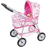 Zapf Creation 816219 - Baby Born 3-in-1 Puppenwagen