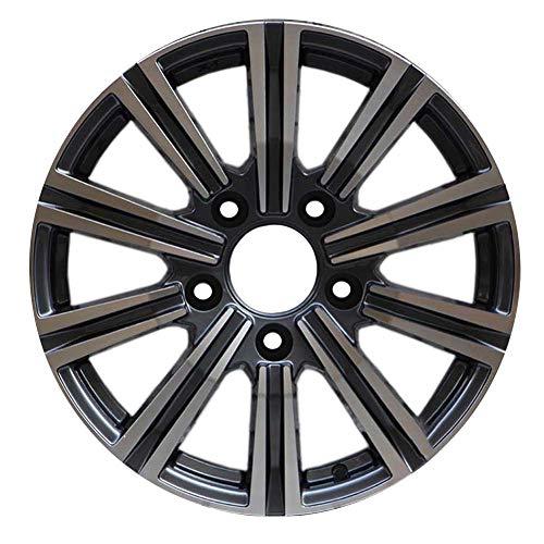 Yx-outdoor 20-Zoll-Leichtmetallfelgen, 20 * 8,5 J, 5 * 150 Pc, Versatz 60, Mittelloch 110,1 für Lexus und Land Cruiser 4 STÜCKE -