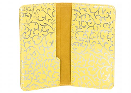 Lava iris 458Q - Pu Leather Wallet Flip Pouch Cover Comes With Card Slot, Money Pocket (Be Unique Buy Unique) Buy it Now By Senzoni  available at amazon for Rs.249
