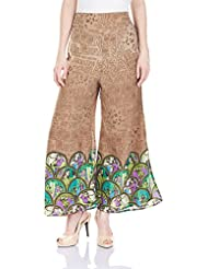 Aujjessa Women's Palazzo at amazon