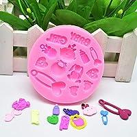 Molde de silicona flexible para repostería, diseño de serpiente para hornear tartas, postres,