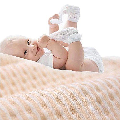 Leegoal Wasserdichtes Baby Bett Pad, Wiederverwendbar Kleinkind Wickelunterlage Pad, Nimmt 4schützenden Schichten Ultra Matratze für Baby, Pet, ältere Menschen, Menstruation (Haustier-allergie-relief)