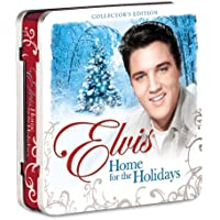 Home For The Holidays (Collector's Edition, Tin (Elvis Presley Tin)