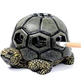 Cigarette Ashtray, Creative Cigar Ash Tray, Cute Turtle Ashtrays For Indoor, Outdoor, Home, Office, Car Or Gift