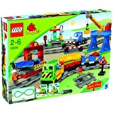 LEGO Duplo 5609 - Juego especial de tren [versión en inglés]