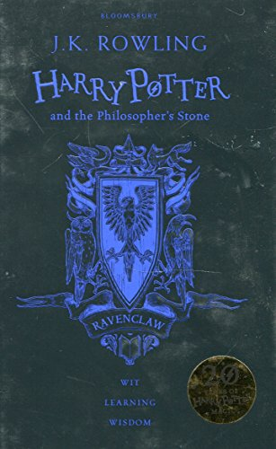 Harry Potter And The Philosopher's Stone. Ravenclaw