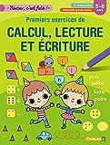 Telecharger Livres Premiers exercices de calcul lecture et ecriture 3e maternelle maternelle grande section 5 6 ans (PDF,EPUB,MOBI) gratuits en Francaise