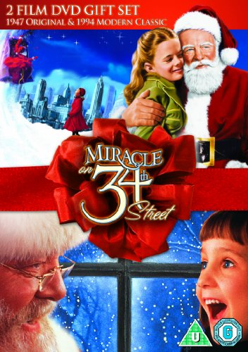 Miracle on 34th Street [1947] / Miracle on 34th Street [1994] Double Pack (Miracle On 34th Street)