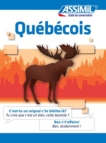 Qubcois - guide de conversation