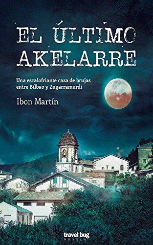 El último akelarre (Los crímenes del faro nº 3) eBook: Martín ...