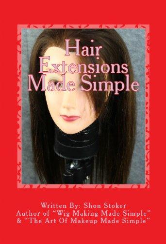 Hair extensions made simple ebook shon stoker amazon kindle hair extensions made simple by stoker shon pmusecretfo Images