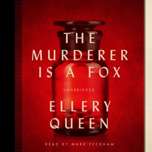 The Murderer Is a Fox  Audiolibri