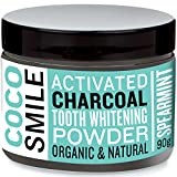 CocoSmile blanchiment dentaire, charbon dent blanche | charbon actif | blanchiment...