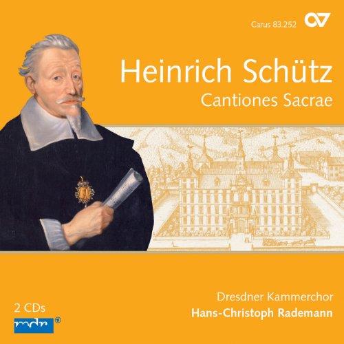 Schütz : Cantiones Sacrae. Rademann.