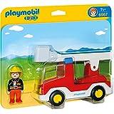 PLAYMOBIL 6967 - Feuerwehrleiterfahrzeug