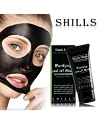 Shills Deep Cleansing Black Purifying Peel-off Mask - Supprime Points Noirs et Acné