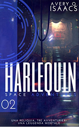 Download Harlequin (Space Adventures Vol. 2)