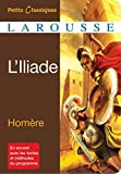 L'iliade (French Edition) by Homère(2014-10-15) - Larousse Editions - 01/01/2014