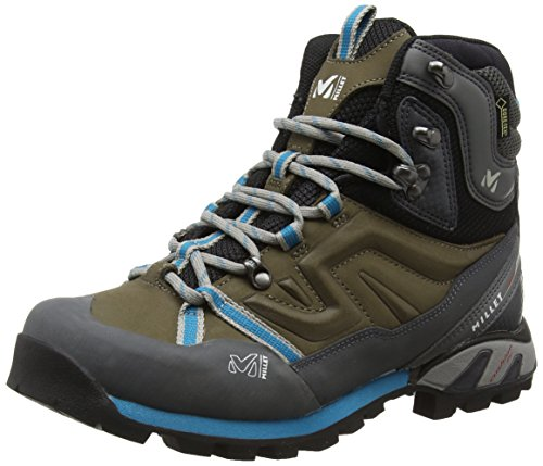 MILLET Damen Ld High Route G Trekking-& Wanderhalbschuhe Braun - Marron (Faint Brown/Blue Bell)