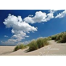 Maritime Nordseeimpressionen (Tischaufsteller DIN A5 quer): Traumhafter Nordseestrand (Tischaufsteller, 14 Seiten) (CALVENDO Natur) [Taschenbuch] [Nov 10, 2012] Herppich, Susanne